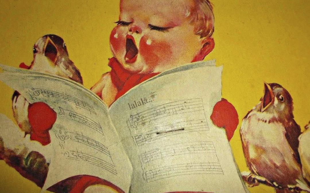 BABYRYTMIK – AFLYST!