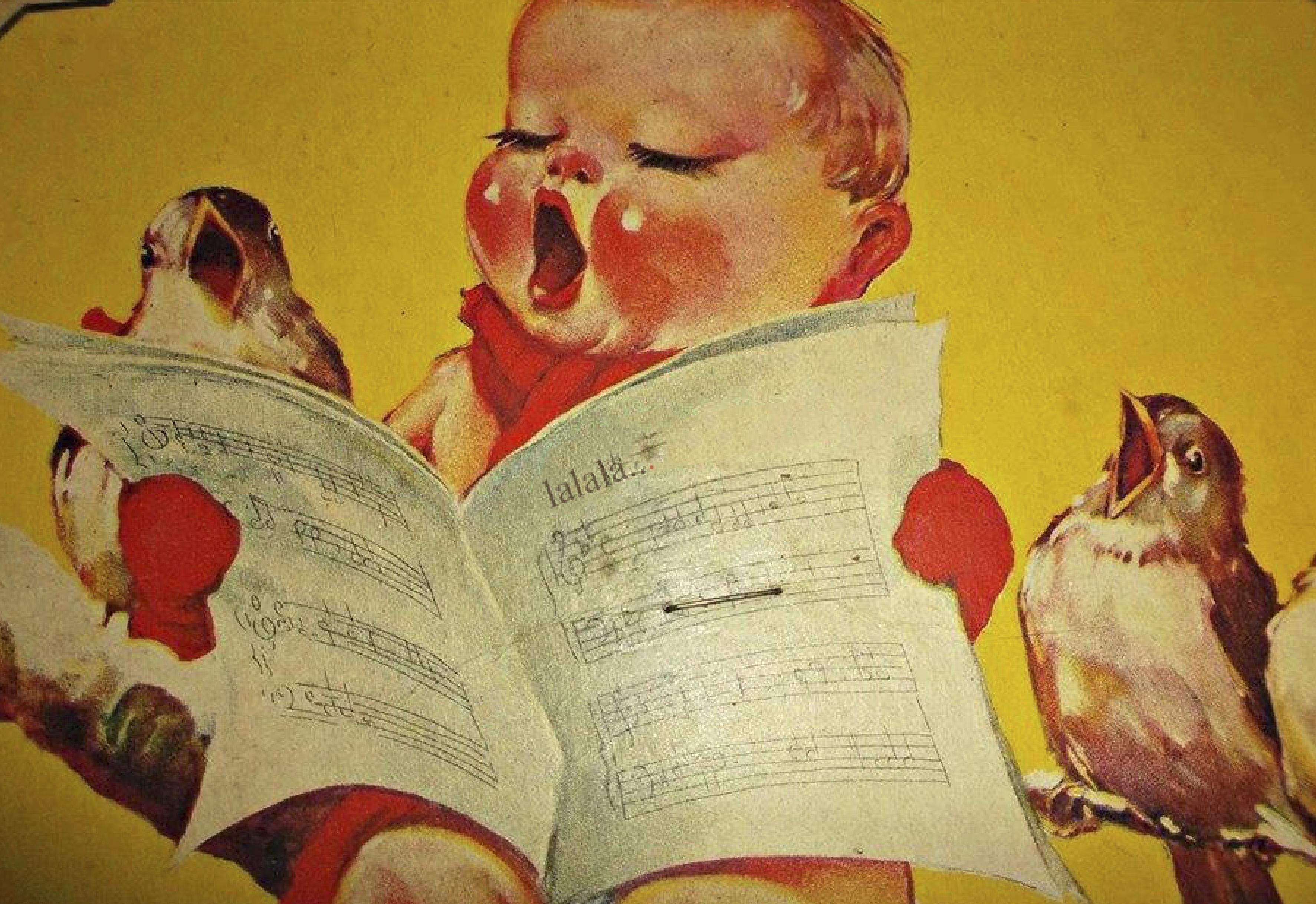 6865047ff14 juni BABYRYTMIK (4-7 mdr.) Fra 12:00 til 12:45Det bedste, en baby ved, er  lyden af mors og fars stemmer. Især når de synger. Til babyrytmik synger vi  nye og ...
