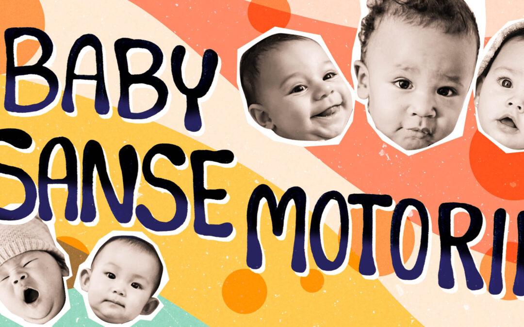 Baby sansemotorik 4-8 mdr.